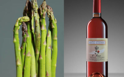 The best wine to pair with asparagus, three tasty recipes for spring