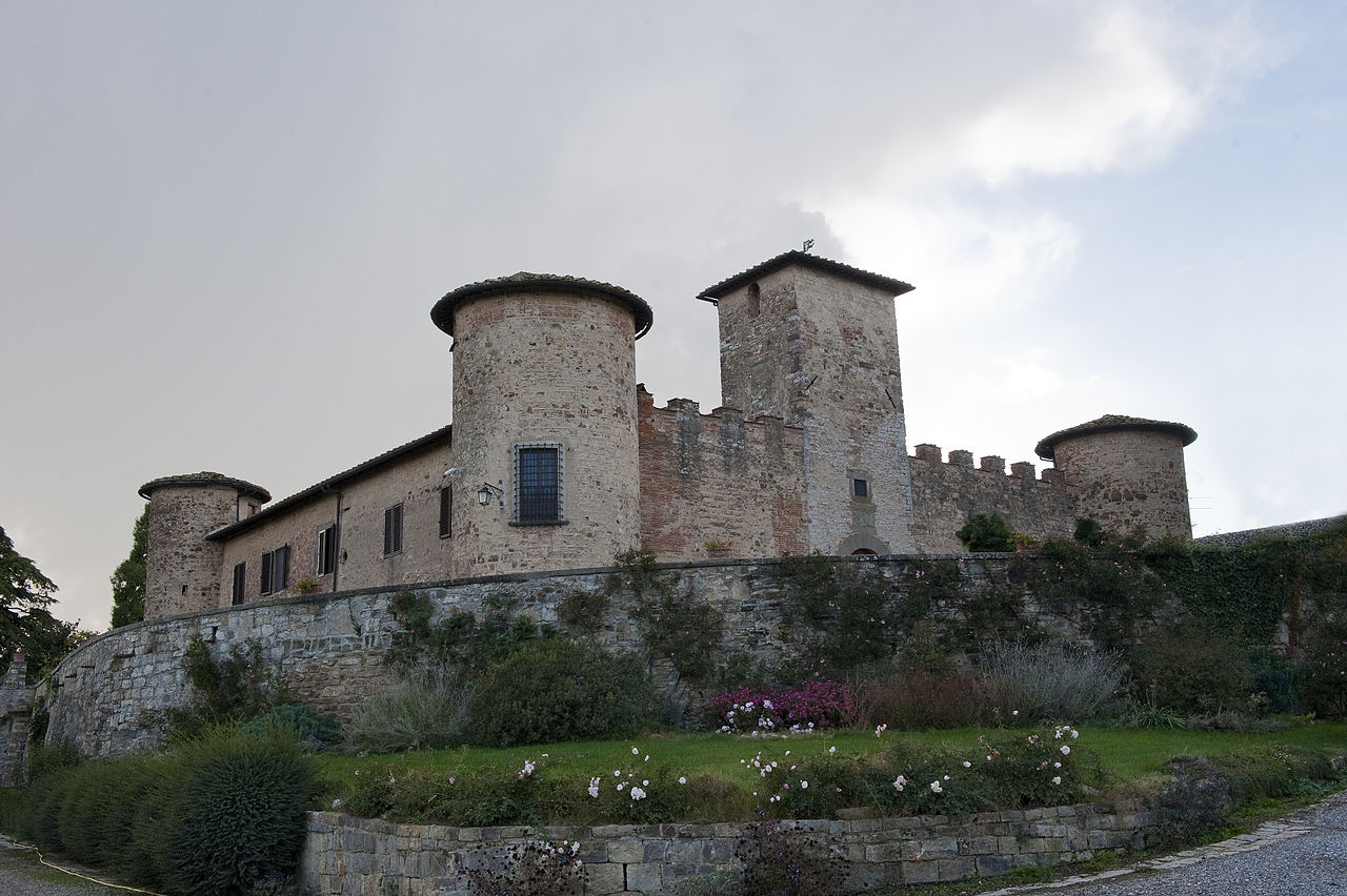 Castello di Gabbiano San Casciano v.p.