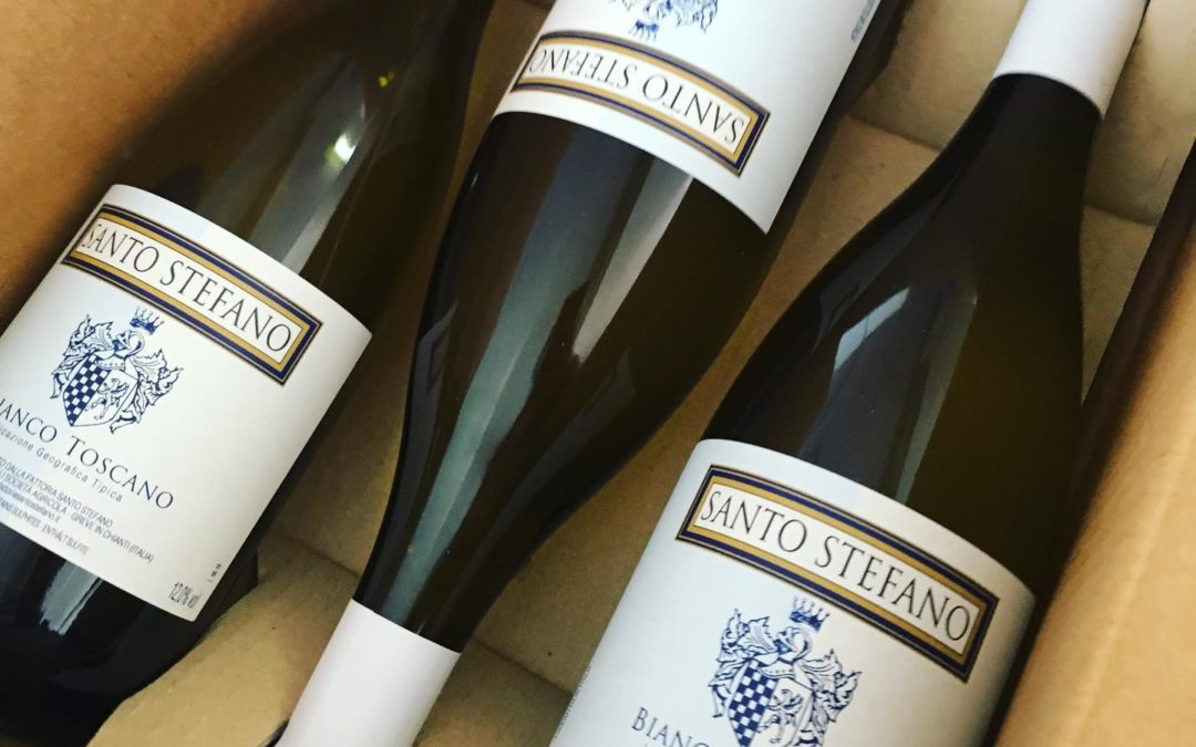 La magia dell'imbottigliamento del Vino