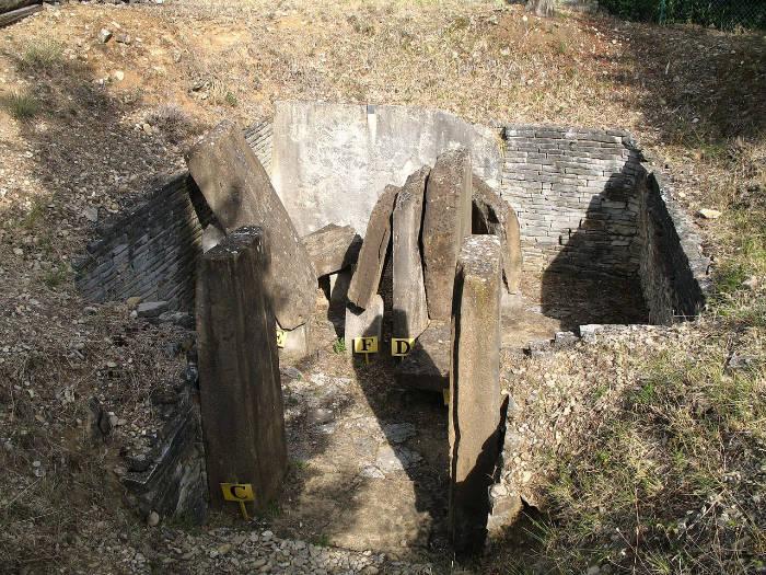 Archer's tomb San Casciano V.P.