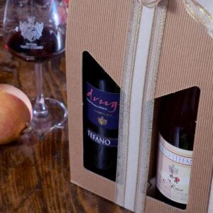 Gift Box: due vini di Fattoria
